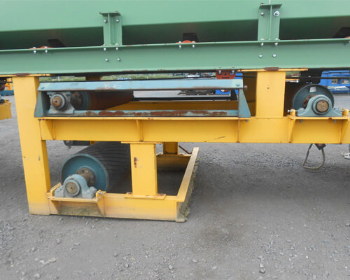 Belt Conveyor Idler Tire
