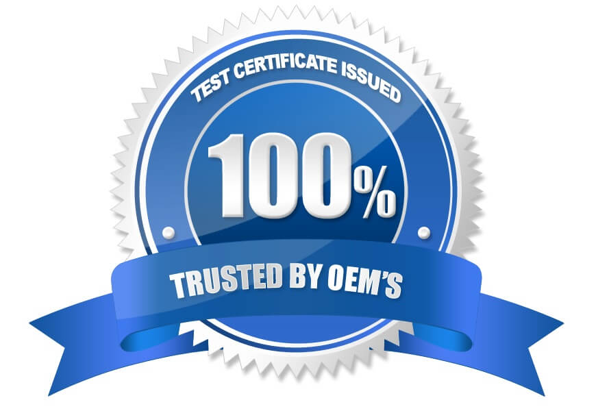 Test Certificate Issued and 100 % Satisfacation on Elevator Conveyor Belting